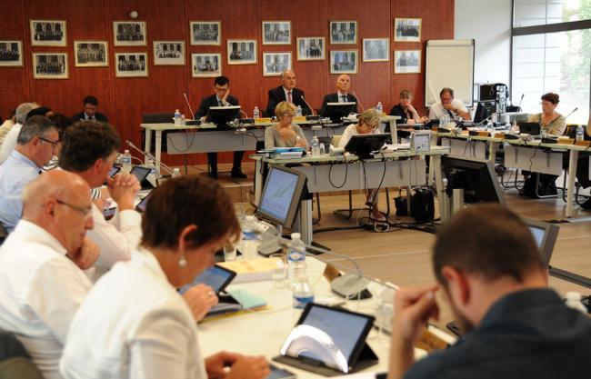 Commission Permanente Departement Deux Sevres