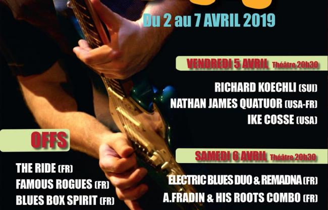 Affiche Territhouars blues