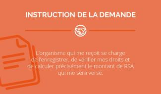 RSA instruction demande